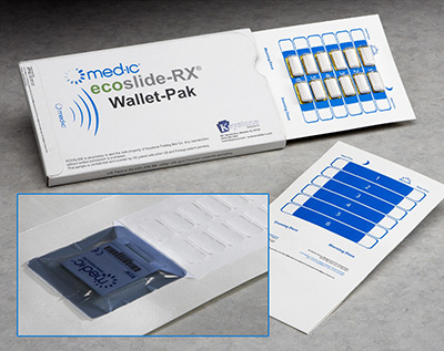 Ecoslide-RX with Med-ic technology