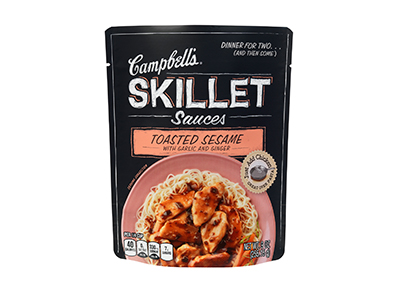 Campbell's Skillet Sauce Retort Pouch