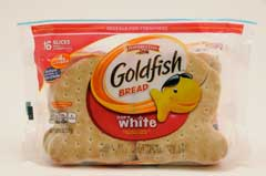 Goldfish Sandwich Breads