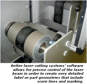 The Laser's Edge - Paper, Film & Foil Converter