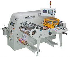 Karlville K2 seaming machine