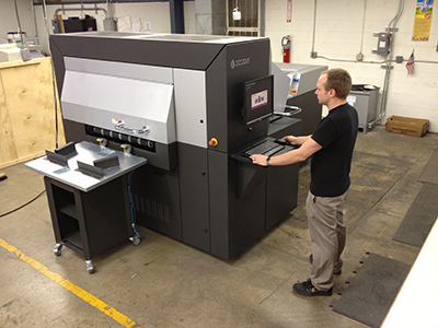 Scodix digital press