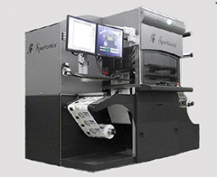 Spartanics L-Series Laser Cutter