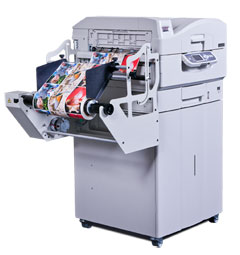 Mark Andy SRL 4.0 digital printer